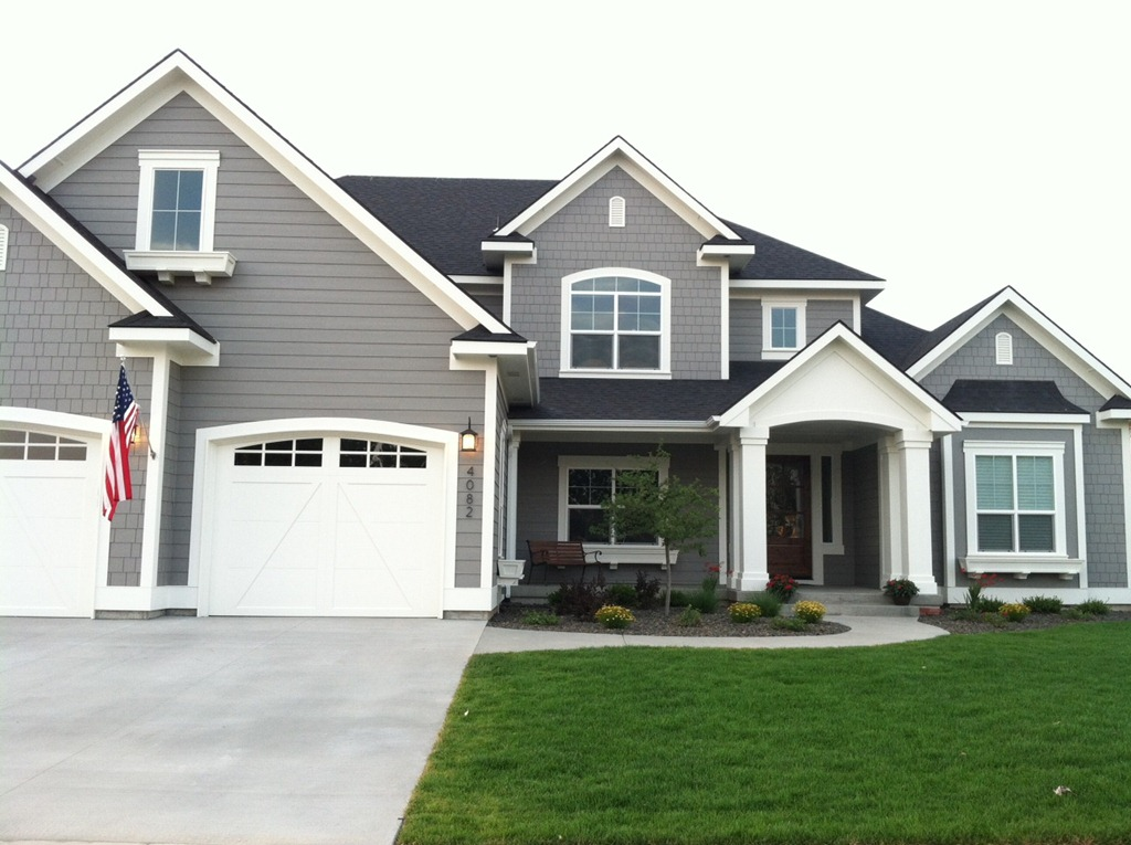 Serious gray by sherwin williams